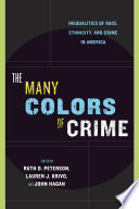 The Many Colors Of Crime