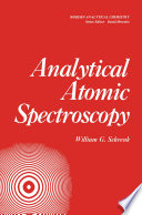 Analytical Atomic Spectroscopy