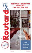 Pdf Guide du Routard restos et bistrots de Paris 2020/21 Telecharger