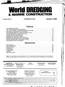 World Dredging   Marine Construction