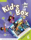 Kid's Box American English Level 6 Student's Book