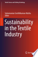 Sustainability In The Textile Industry Book PDF