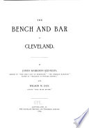 The Bench and Bar of Cleveland
