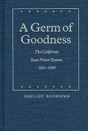 A Germ of Goodness