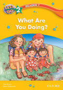 What Are You Doing   Let s Go 3rd ed  Level 2 Reader 7