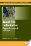 Animal Feed Contamination Book PDF