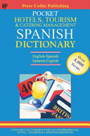 Pocket Hotels  Tourism and Catering Management Spanish Dictionary
