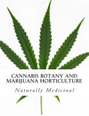 Cannabis Botany and Marijuana Horticulture Book PDF