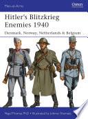 Hitler   s Blitzkrieg Enemies 1940