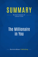 Summary: The Millionaire in You