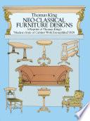 Neo Classical Furniture Designs