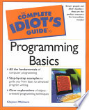 The Complete Idiot S Guide To Programming Basics