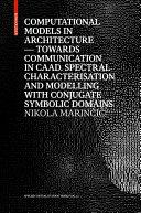 Computational Models in Architecture [Pdf/ePub] eBook