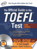 Official Guide to the TOEFL-Test with CD
