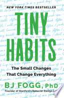 Tiny Habits Book