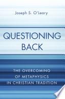 Questioning Back