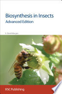 Biosynthesis in Insects Book
