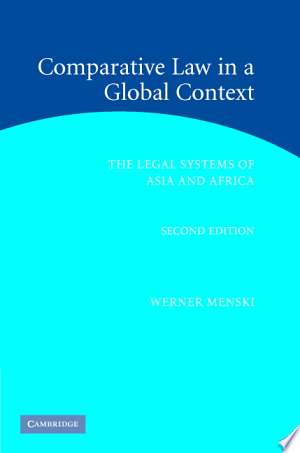 Comparative Law in a Global Context banner backdrop