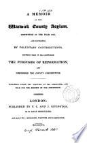A memoir of the Warwick county asylum [by H.T. Powell].