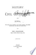 History and Civil Government of Iowa