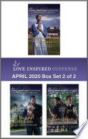 Harlequin Love Inspired Suspense April 2020 Box Set 2 Of 2