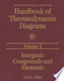 Handbook of Thermodynamic Diagrams