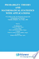 Probability Theory and Mathematical Statistics with Applications Book