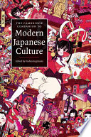 """The Cambridge Companion to Modern Japanese Culture"" by Yoshio Sugimoto"