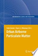 Urban Airborne Particulate Matter