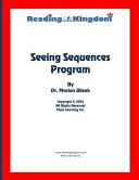 Reading Kingdom   Seeing Sequences Program
