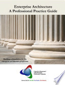 Enterprise Architecture A Professional Practice Guide Book