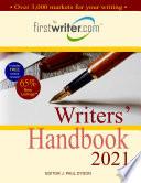 Writers  Handbook 2021