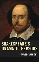 link to Shakespeare's dramatic persons in the TCC library catalog