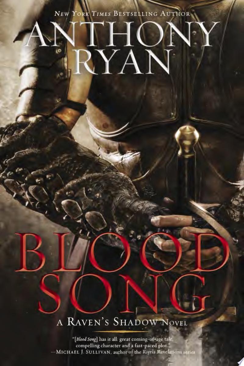 Blood Song banner backdrop