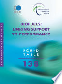 ITF Round Tables Biofuels Linking Support to Performance