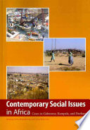 Contemporary Social Issues In Africa