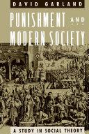 Punishment and Modern Society [Pdf/ePub] eBook