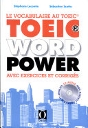 TOEIC Word Power