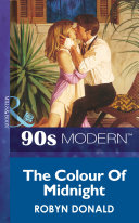 The Colour Of Midnight  Mills   Boon Vintage 90s Modern
