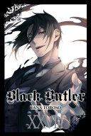 Black Butler Book