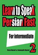 Learn To Speak Persian Fast Book PDF