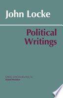 Locke  Political Writings