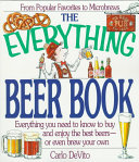 Everything Beer Book Book PDF