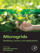Microgrids  Modeling  Control  and Applications