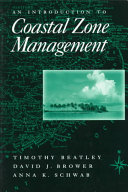 An Introduction to Coastal Zone Management Book