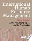 International Human Resource Management Book