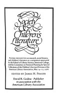 Society   Children s Literature