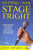 Getting Over Stage Fright