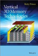 Vertical 3D Memory Technologies Pdf/ePub eBook