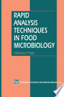 Rapid Analysis Techniques in Food Microbiology Book